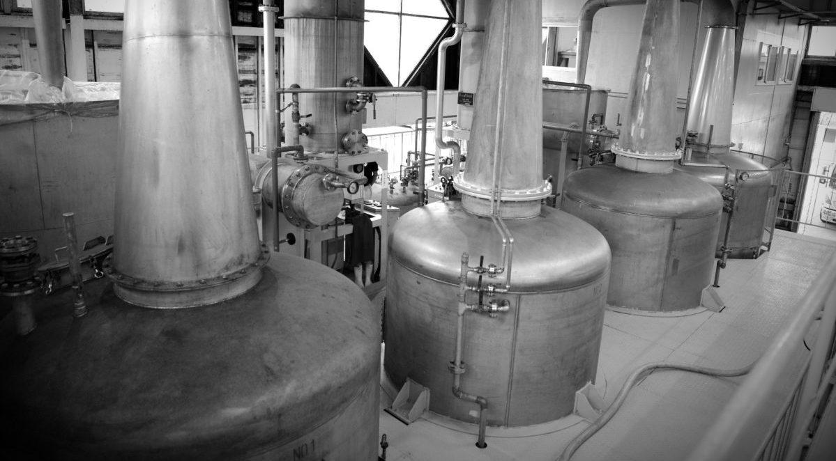 vacuum-distilled shochu