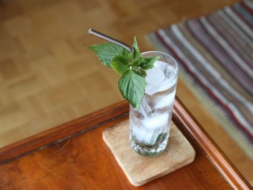 Shochu Cocktail Recipe: Shiso Highball