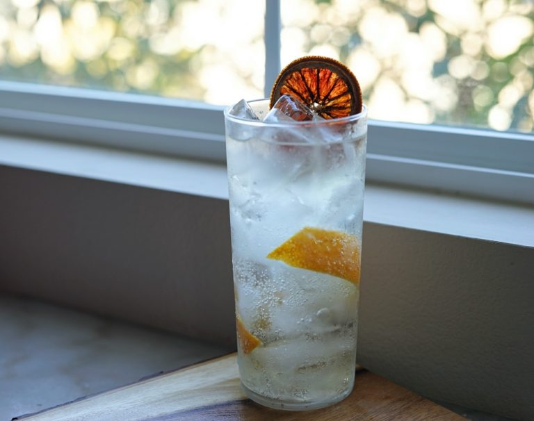 Shochu Cocktail Recipe: Nankai Hop Soda Highball