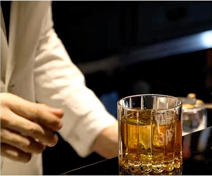 Kokuto Cocktail by Shuzo Nagumo
