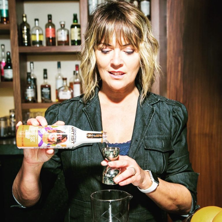 Bartender Interview: Jen Ackrill