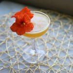 Nankai Gold Cocktail Peach
