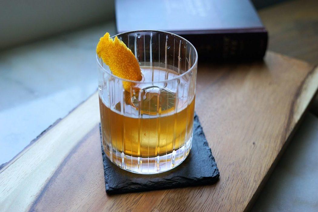 Nankai Gold Shochu Cocktail