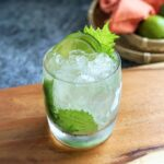 Shochu Cocktail Recipe: Shiso-jito