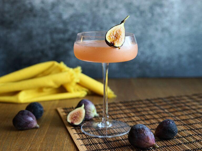 Shochu Cocktail Recipe: Fig Daiquiri