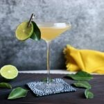 Shochu Cocktail Recipe: Thai Kokuto Gimlet