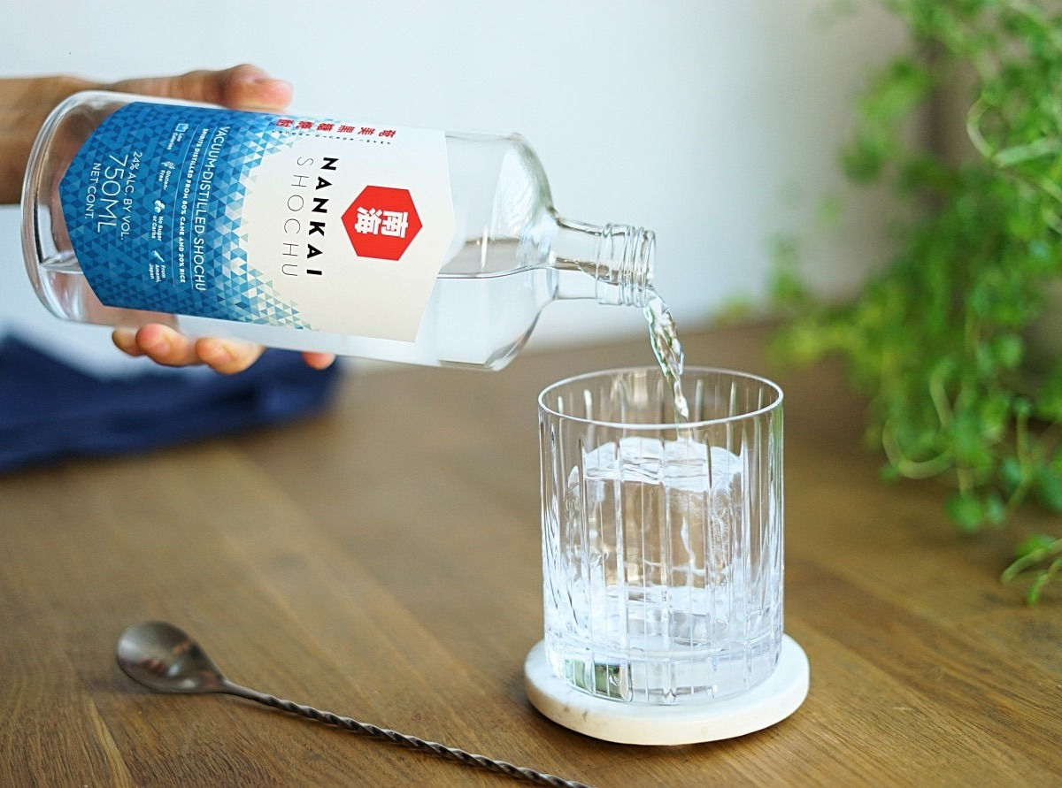 What is Shochu Definition
