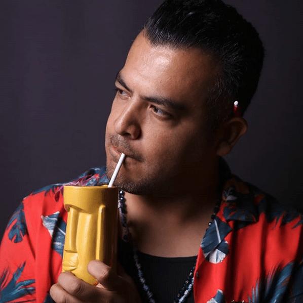 Esteban De Luna Bartender