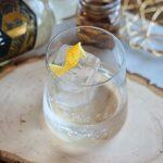 Nankai Shochu Ume-Infused Cocktail