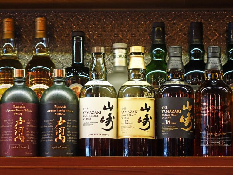 New Rules for Japanese Whisky