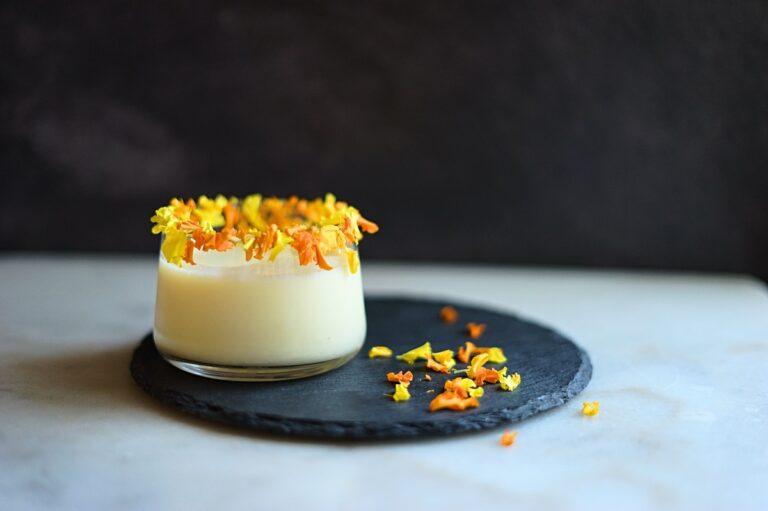 Shochu Cocktail Recipe: Mango Colada