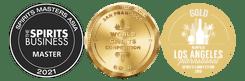 nankai hgold medals SF LA Spirits Business