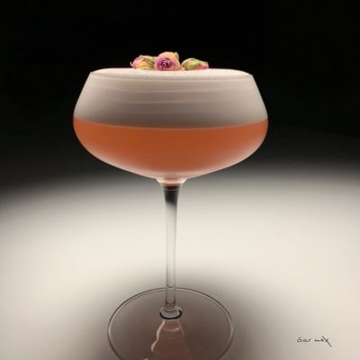 Nankai Shochu Cocktail by BarMaxLA