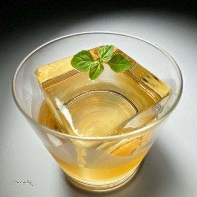 Nankai Gold Cocktail by BarMaxLA