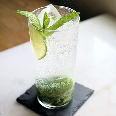 Nankai Shochu and Tonic Recipe