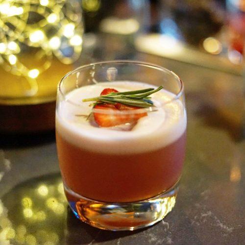 Nankai Shochu Cocktail by Jonathan Dahl